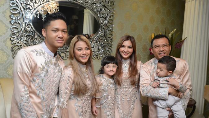 Anang Hermansyah - Ashanty (Adrian Putra/bintang.com)