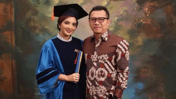 Anang Hermansyah berniat hengkang dari dunia politik (Instagram/ashanty_ash)