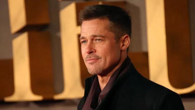 Brad Pitt. (Joel Ryan/Invision/AP)