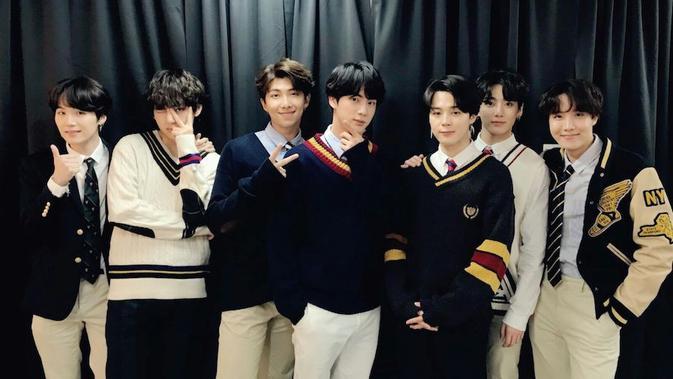 BTS  (Foto: soompi.com)