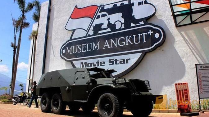 Museum Angkut, Malang.