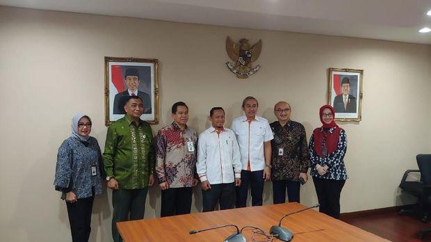 Pejabat Kemenkeu Diangkat Jadi Komisaris Baru Angkasa Pura II