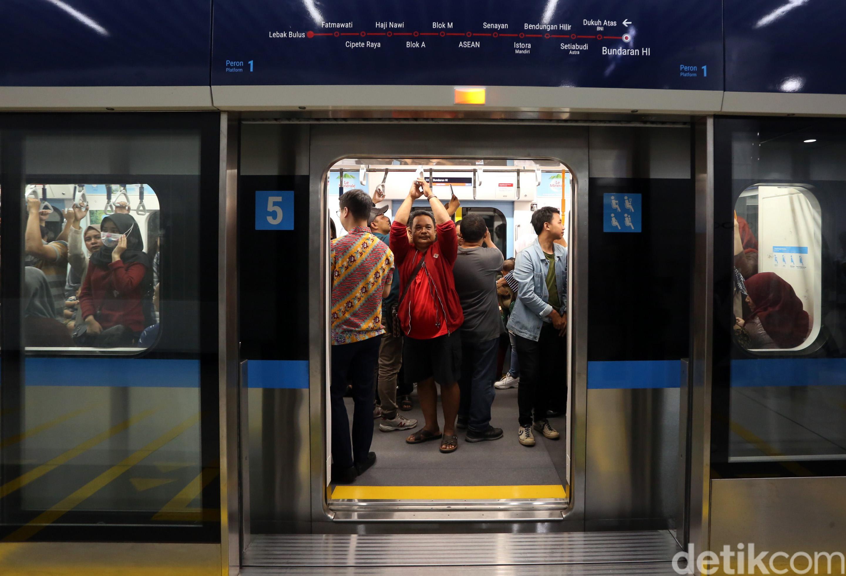 MRT Jakarta /