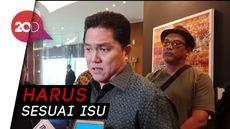Erick Thohir ke Prabowo-Sandi: Jangan Gagal Fokus di Debat Kedua!