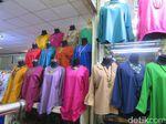 Fakta-fakta Baju Impor Asal China di Tanah Abang