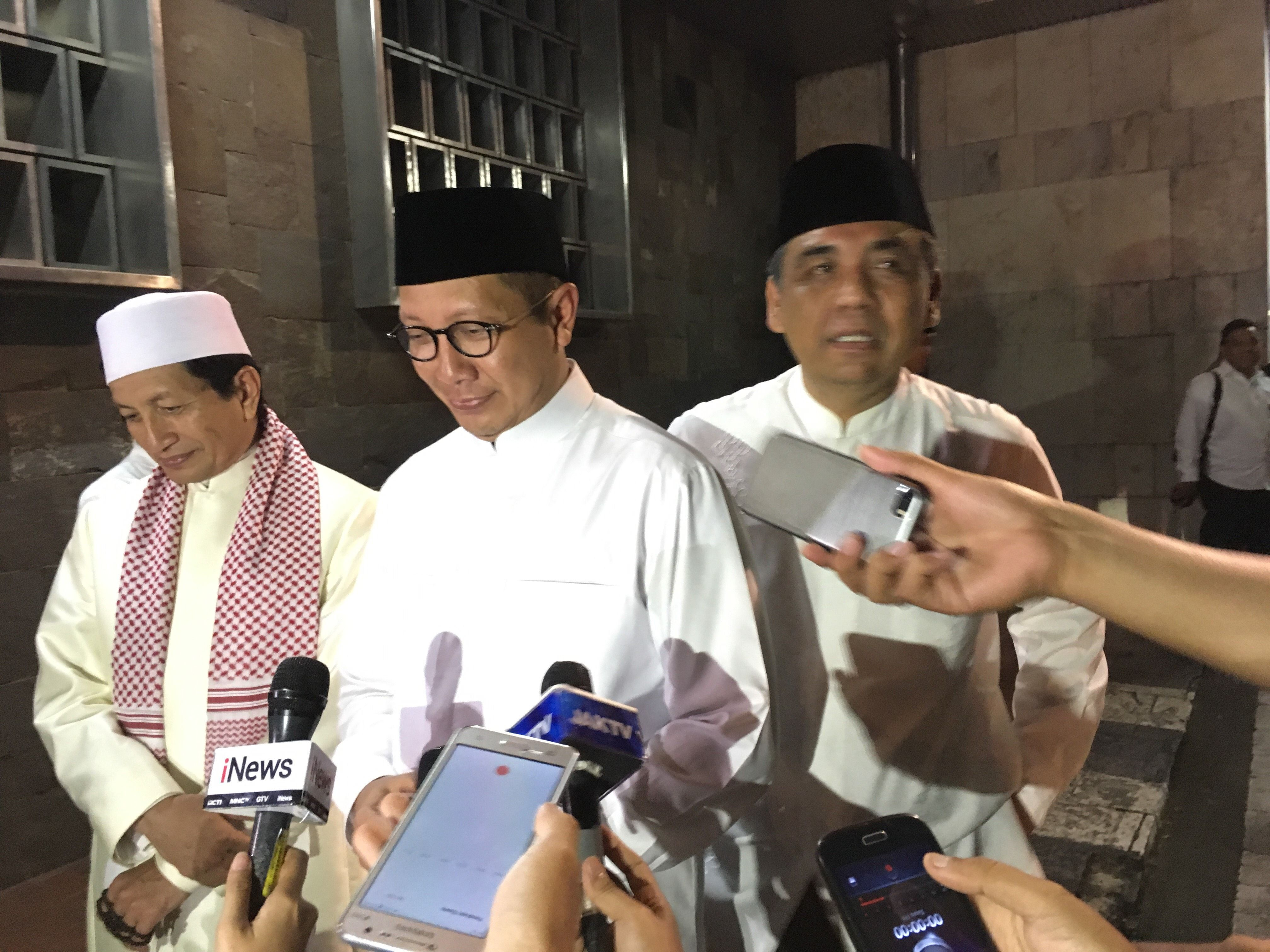 Imam Besar Istiqlal: Jihad Menghidupkan Orang, Bukan Mematikan