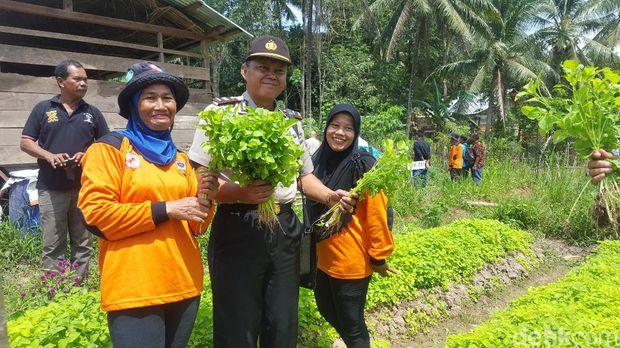 Desa Siaga Api di Kalimantan Barat
