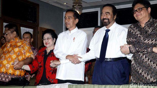 Deklarasi Jokowi-Ma'ruf Amin.