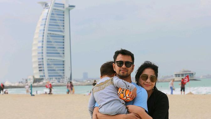 Rumah tangga Raffi Ahmad dan Nagita Slavina hingga kini masih menjadi sorotan publik. (Foto: instagram.com/raffinagita1717)