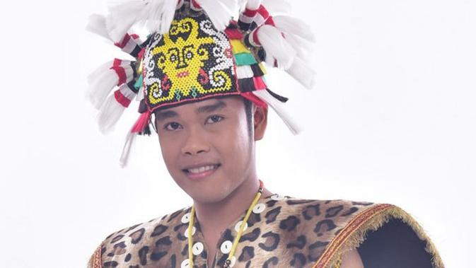 Renaldi, wakil Kalimantan Timur di LIDA (Twitter/ SCTV)