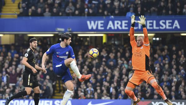 Chelsea Vs Leicester City (GLYN KIRK / AFP)