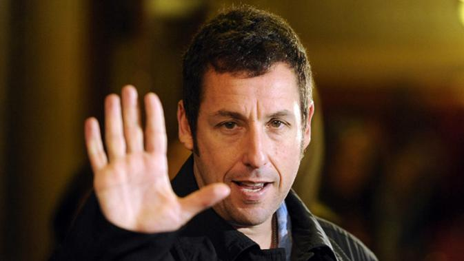Adam Sandler (Chris Pizzello/Invision/AP)
