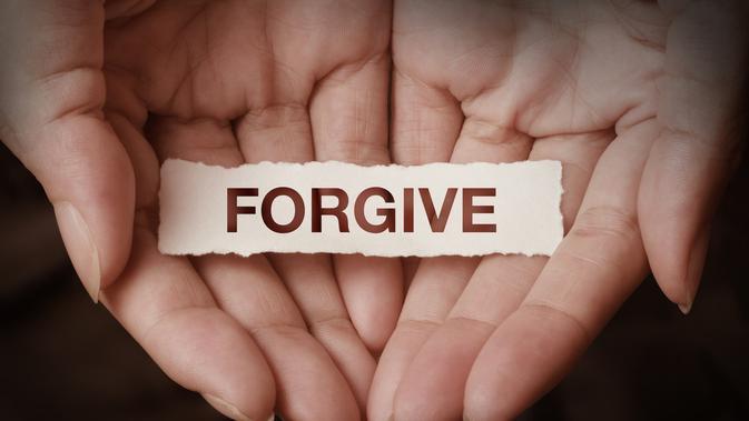 Ilustrasi memaafkan. (via lynnmoralesnd.com)