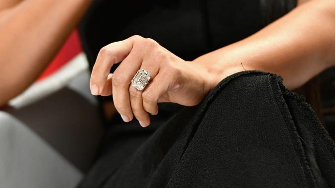 Ilustrasi Cincin. (Slaven Vlasic/Getty Images for The Girls' Lounge/AFP)