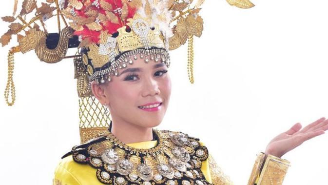 Yuyun Lukum, peserta LIDA Gorontalo