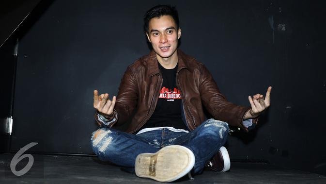 Baim Wong (Herman Zakharia/Liputan6.com)