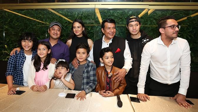 Jumpa pers Film-Film Unggulan MPVPictures Siap Tayang di 2018 (Bambang E. Ros/bintang.com)