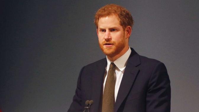 Pangeran Harry (Alastair Grant/AP)