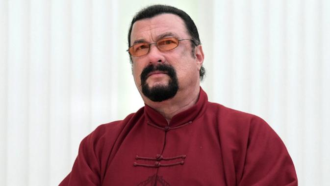 Steven Seagal (YouTube/UnitedNewsInternational/AP)