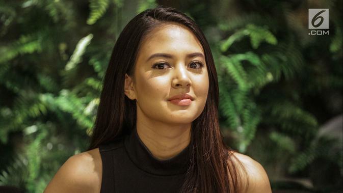 Aurelie Moeremans (Liputan6.com/Faizal Fanani)