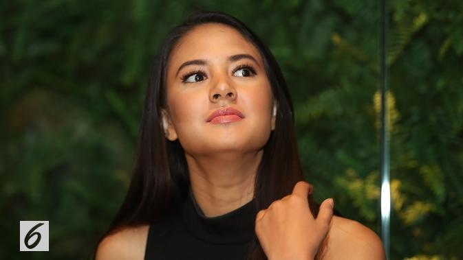 Aurelie Moremans (Bambang E.Ros/Bintang.com)