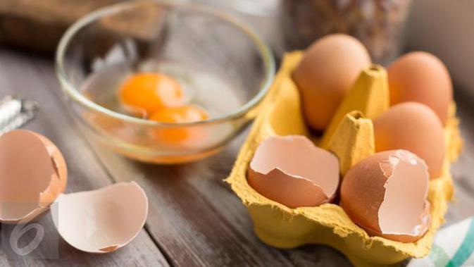 Ilustrasi telur (Istockphoto)