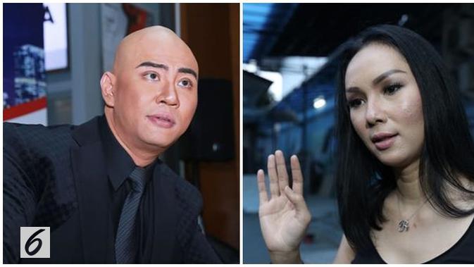 Deddy Corbuzier dan Kalina Oktarani (Bintang Pictures)