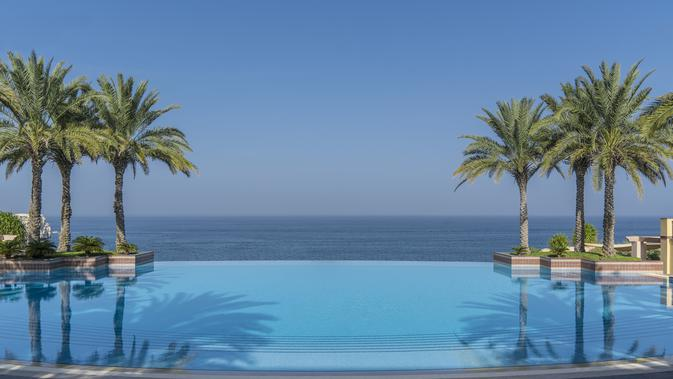 Shangri-La Al Husn Resort & Spa, Oman (Liputan6/pool/Shangri-La)