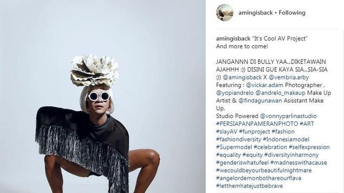 Aming (Instagram/amingisback)
