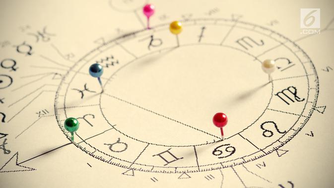 Ilustrasi Zodiak (iStockPhoto)
