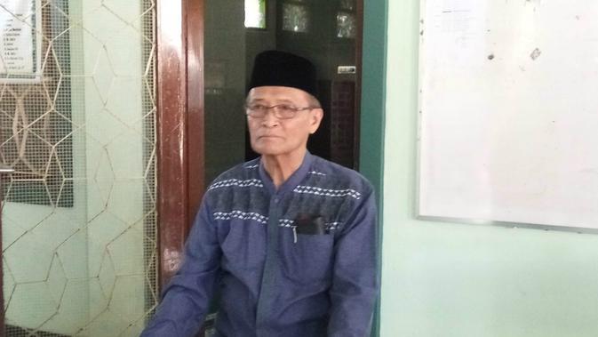 Mantan Ketua Umum PP Muhammadiyah Syafii Maarif (Liputan6.com/ Switzy Sabandar)