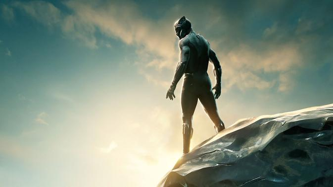 Black Panther. (Marvel Studios / Walt Disney Studios Motion Pictures)