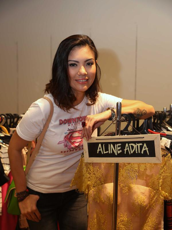 Aline Adita (Nurwahyunan/Bintang.com)