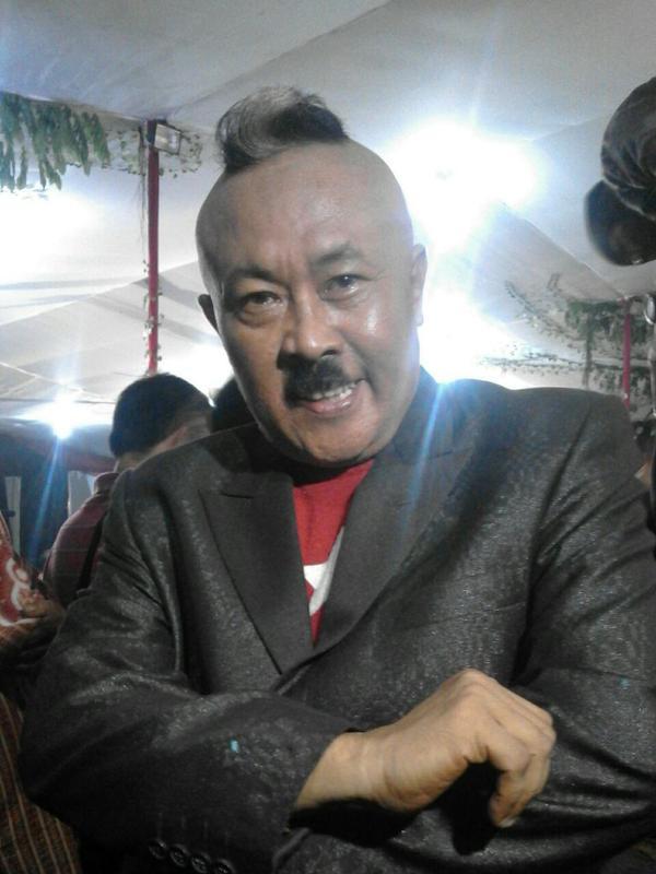 Gogon Srimulat (Ruswanto/Bintang.com)