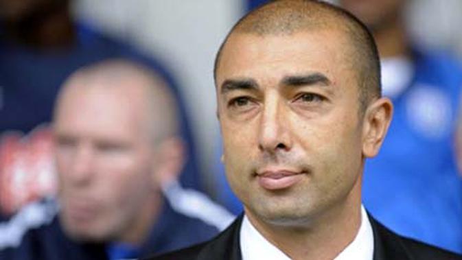 Roberto Di Matteo merupakan satu di antara manajer yang mengalami nasib sial di Chelsea. (AFP PHOTO / OLLY GREENWOOD)