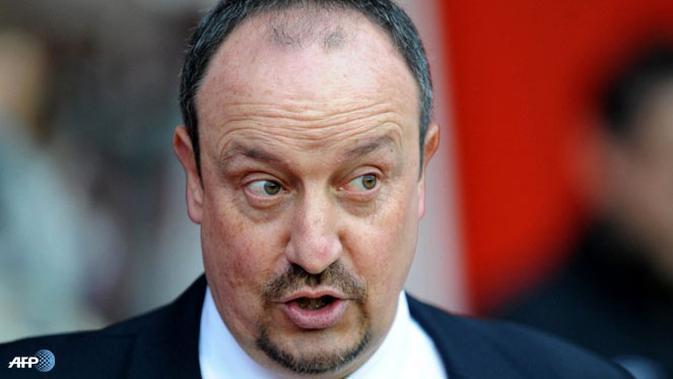Rafael Benitez merupakan satu di antara manajer yang mengalami nasib sial di Chelsea.