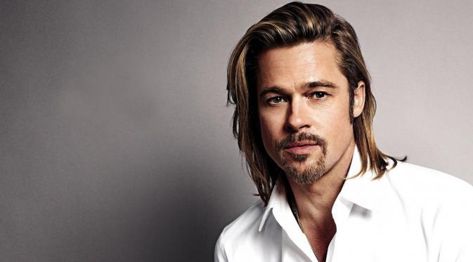 Brad Pitt (Pinterest)