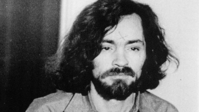 Charles Manson (Sumber: The Hollywood Reporter)