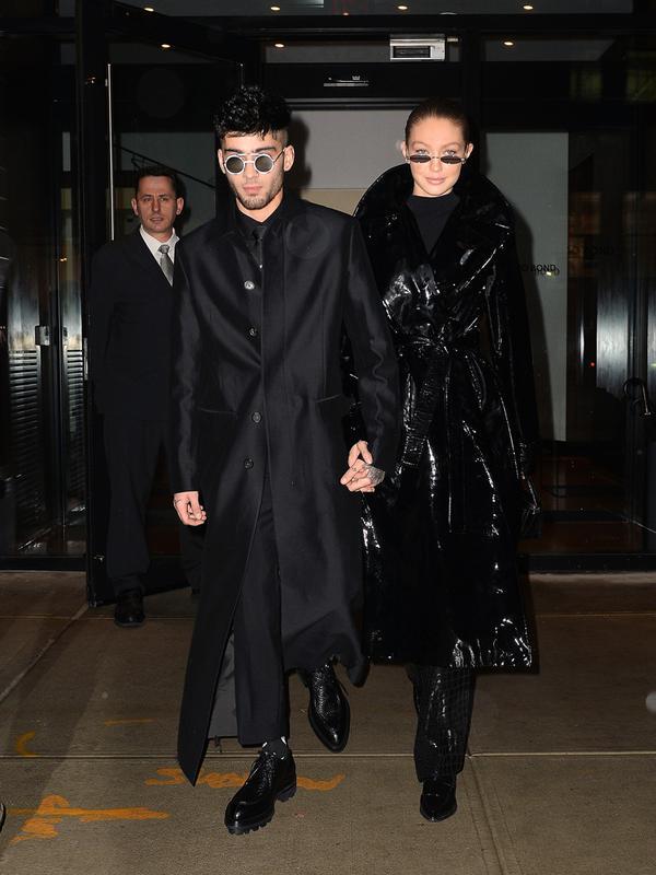 Zayn Malik dan Gigi Hadid