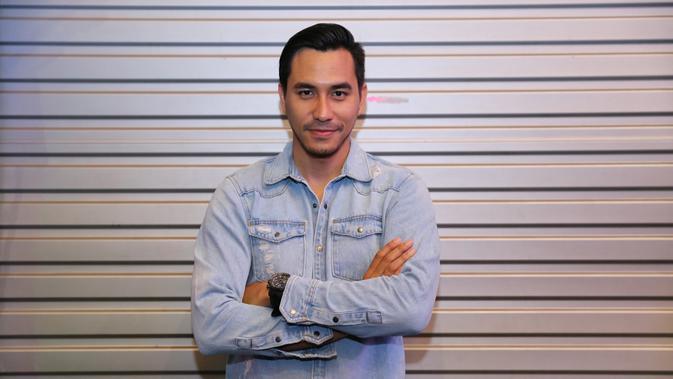 Darius Sinathrya (Adrian Putra/bintang.com)