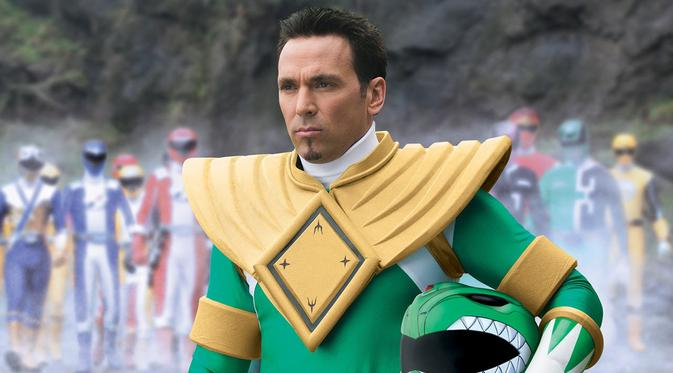 Jason David Frank, pemeran Power Rangers Hijau. (SCG Power Rangers)