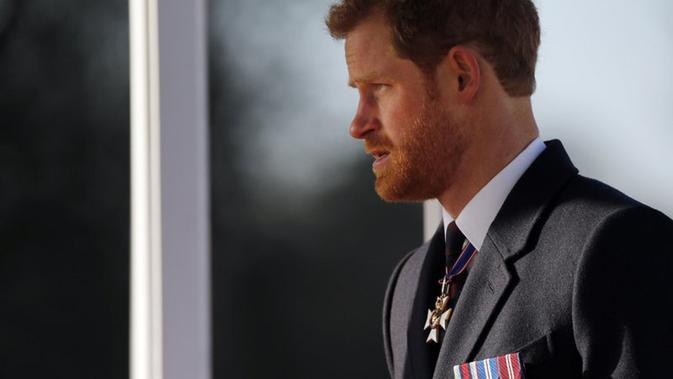 Pangeran Harry (AP Photo)