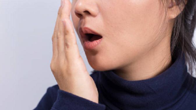 Ilustrasi bau mulut (iStock)