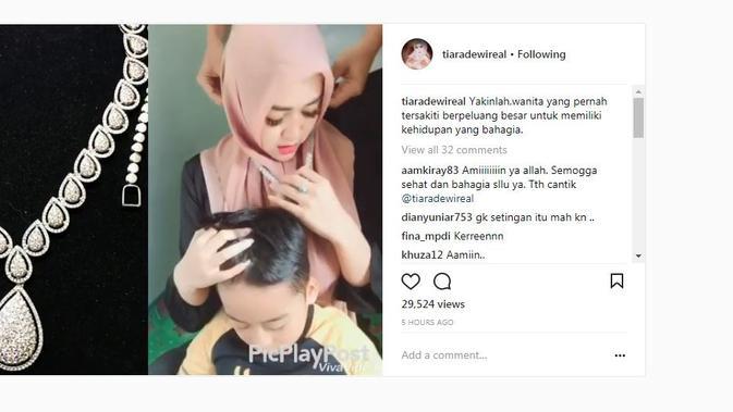Tiara Dewi [foto: instagram]