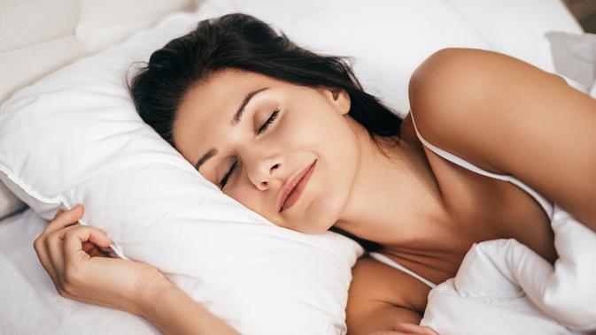 Ilustrasi tidur (iStockphoto/g-stockstudio)
