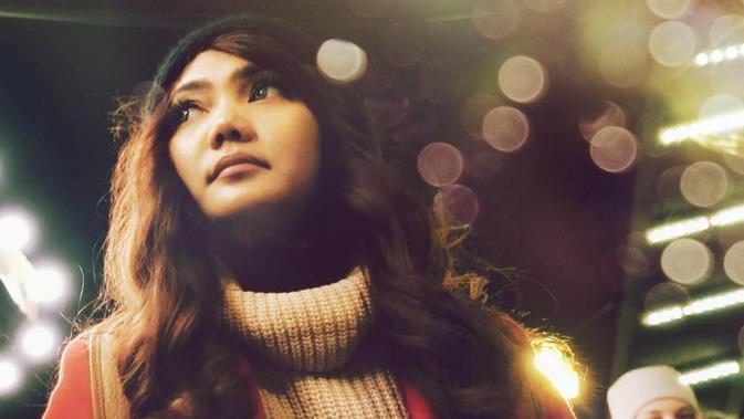 Rina Nose mengungkapkan bahwa keberaniannya ini muncul karena satu alasan. (Sumber foto: rinanose16/instagram)
