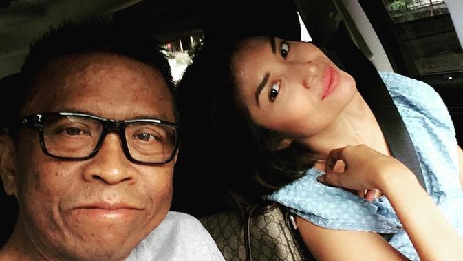 Oon Project Pop dan istrinya, Ocha [foto: instagram/ocha31]