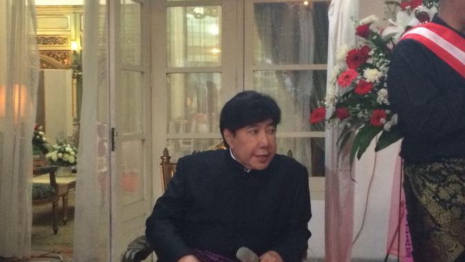 Guruh Soekarnoputra Merayakan Ulang Tahun ke-65