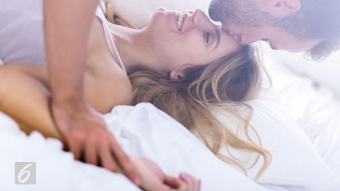 Ilustrasi hubungan seks (iStockphoto)