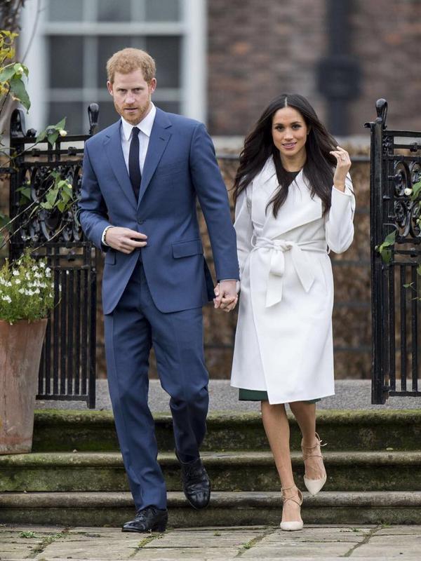 Meghan Markle dan Pangeran Harry (Instagram/meghan_markle)